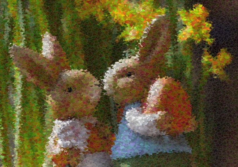 cubist_rabbits